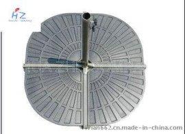 HZ-BS08  伞座 底座  树脂底座 水泥底座 铁底座 各种水箱底座