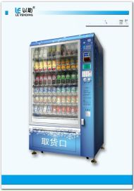 支持手机支付智能自动售货机价格,以勒专业生产自动饮料机厂家价格