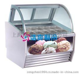 上海圆桶雪糕柜价格