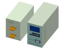 太阳能接线盒二极管与铜片焊接精密电阻焊机