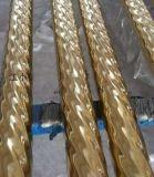 不鏽鋼鍍金管質保十年以上不變色豐佳緣制造