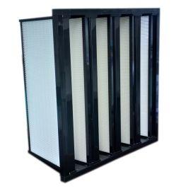 V型高效空气过滤器*组合式亚高效空气过滤器*塑框亚高效过滤器