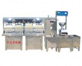 HYL-200全自动豆腐机供应东北地区 低价销售 速来**