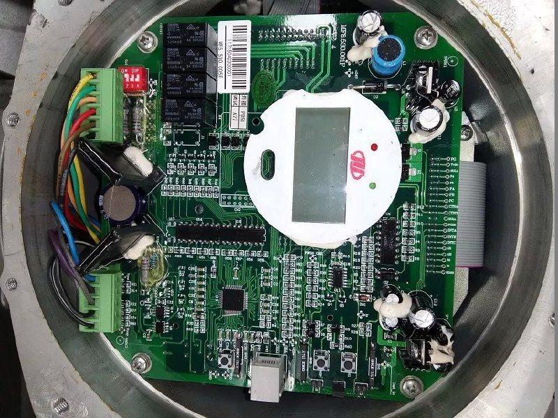 川儀M8000電動執行器電路板/控制板