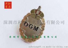 广州公司胸牌定做,定做公司LOGO标志胸牌,广州做胸牌的厂,广州金属胸牌制作厂家