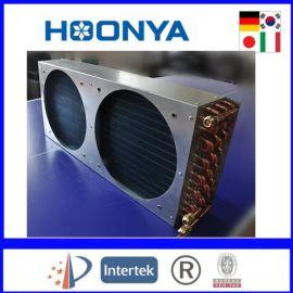杭州春来**能铜管翅片汽车大巴空调冷凝器、蒸发器、换热器