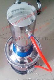 【上海博迅】自动断水不锈钢电热蒸馏水器YN-ZD-Z-5