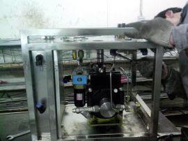 供應浙江台州菲恩特ZLS-ZTG40系列二氧化碳增壓灌裝設備