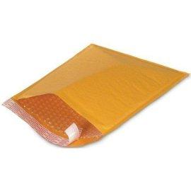 全新料环保牛皮纸气泡信封袋 复合气泡防震防压快递袋