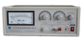 高绝缘电阻测试仪ZC36
