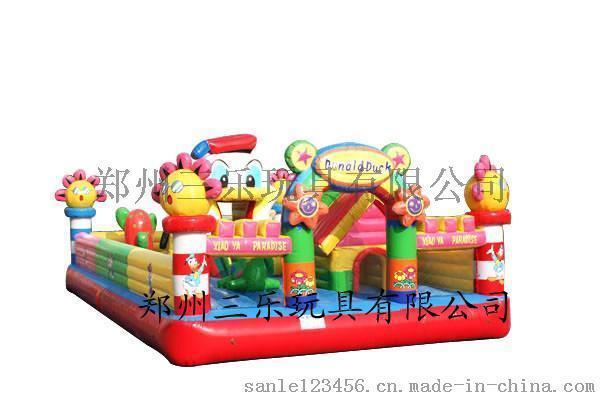 葫芦岛儿童蹦床2016新款,爆款充气城堡乐园