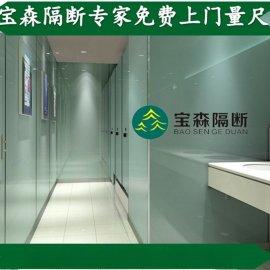南山区 深圳卫生间隔断   写字楼洗手间间隔板