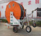 小麦喷灌设备 小麦自动浇地喷灌机