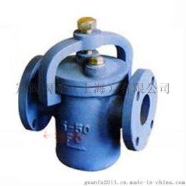 上海冠阀阀门滤器厂家CB682-78 铜制海水滤器 船用铸钢海水滤器 筒形海水滤器