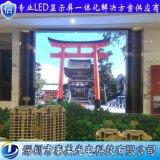 深圳泰美高品質城市規劃館室內p3全綵led電子顯示屏