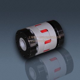 上海连一厂家直销DY19梅花形胀套联轴器