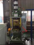 空调压缩机盖板铜管碰焊机