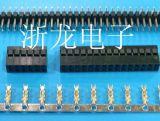 TJC8杜邦2.0双排胶壳,排针座,端子,电脑条形连接器