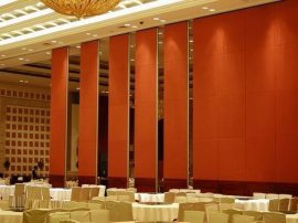 酒店移动墙,推拉门,隔音墙,移动屏风,活动板