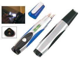 迷你LED小工具  带水平仪螺丝刀 带灯工具