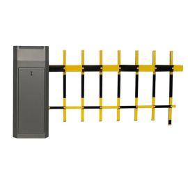 智能单层栅栏道闸 小区大门电动遥控高速升降杆 高速停车场道闸