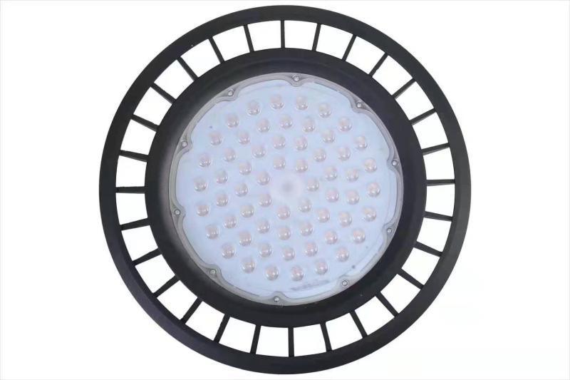 led工礦燈外殼 壓鑄鋁UFO100W150W200W廠房倉庫車間照明燈具