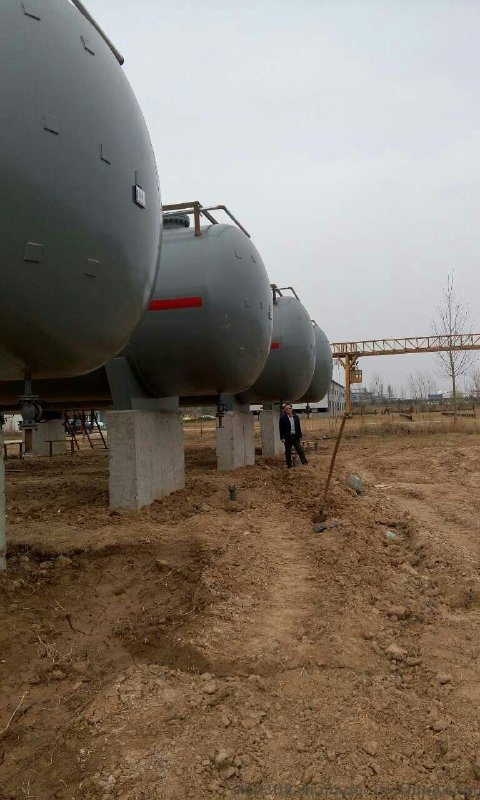 供应内蒙50立方液化气储罐、液化石油气储罐