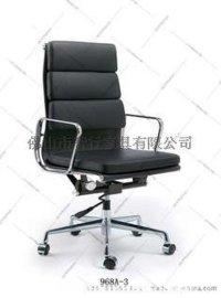 铝合金大班办公椅 多功能人体工程学抗疲劳电脑椅