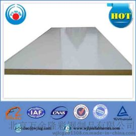 专业生产保温隔热岩棉夹芯复合板材