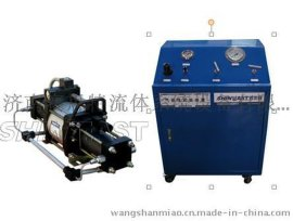 气体增压泵/高压增压设备/可增压空气/氮气/氧气/氩气等气体