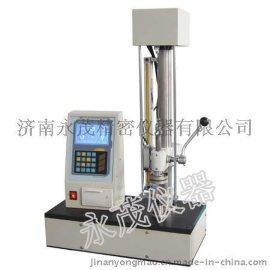 供应小型手动弹簧拉压试验机 高温碟簧压力检测仪