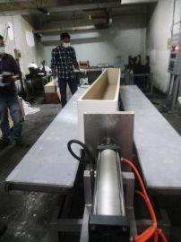 多晶矽鑄錠長坩堝氮化矽噴塗加熱臺、長坩堝旋轉加熱臺、長坩堝旋轉烘箱