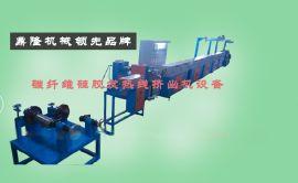 碳纤维发热线缆挤出机押出机设备厂家鼎隆机械更专业