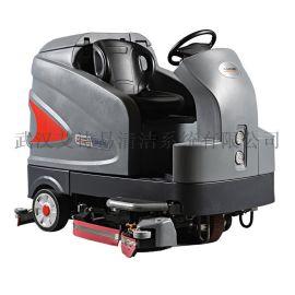 湖北高美大型驾驶式洗地车160