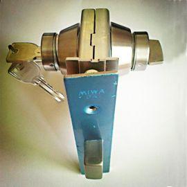 日本MIWA单舌门锁U9DA-1辅助锁单闩门锁