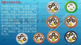 伺服动力电缆-上海览通