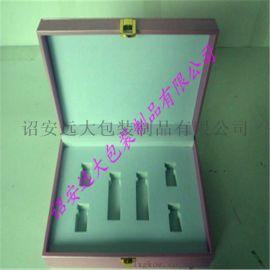 福建化妆品定位防震包装海绵内托