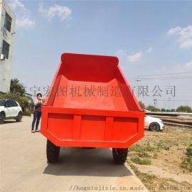 湖南电动工程车 小型翻斗车 3t矿用三轮车 厂家