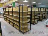 商场专柜, 超市货架,钢木展柜