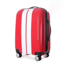 PC拉杆箱定制logo萬向輪行李箱20寸防水旅行箱