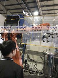 ABB機器人M2000驅動器溫度報警維修