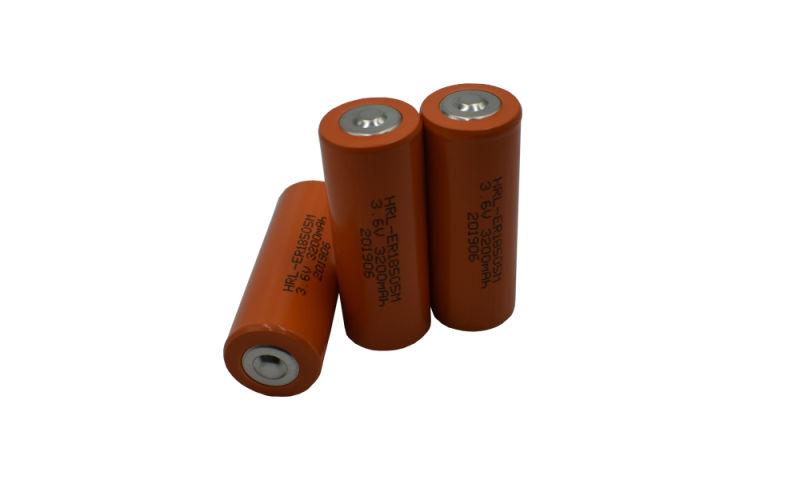 ER18505M-3200mah3.6V鋰亞電池廠