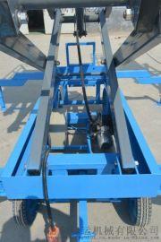 梧州市 万秀区启运牌QYJCS 移动式升降机 剪叉式升降机 固定式升降机