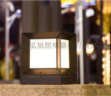 揚州弘旭銷售柱頭燈牆頭燈門柱燈戶外現代簡約防水戶外燈具
