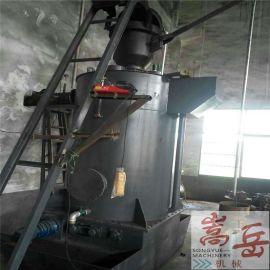 嵩岳广东韶关烘干机煤气发生炉 环保双段煤气发生炉