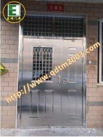 北京泰明门业厂家供应住宅单元门