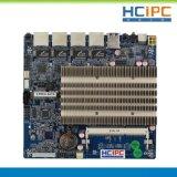 和成工控HCIPC M501-2 LAN-J1900T-4L 4網網安多網主板、軟路由主板、工控主板