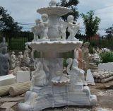 石雕喷泉,广场石雕