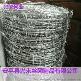 圈地刺绳,刺绳安装,防盗刺绳