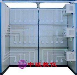 SZJ-B2型 弱电井中垂直工作区系统实验实训装置